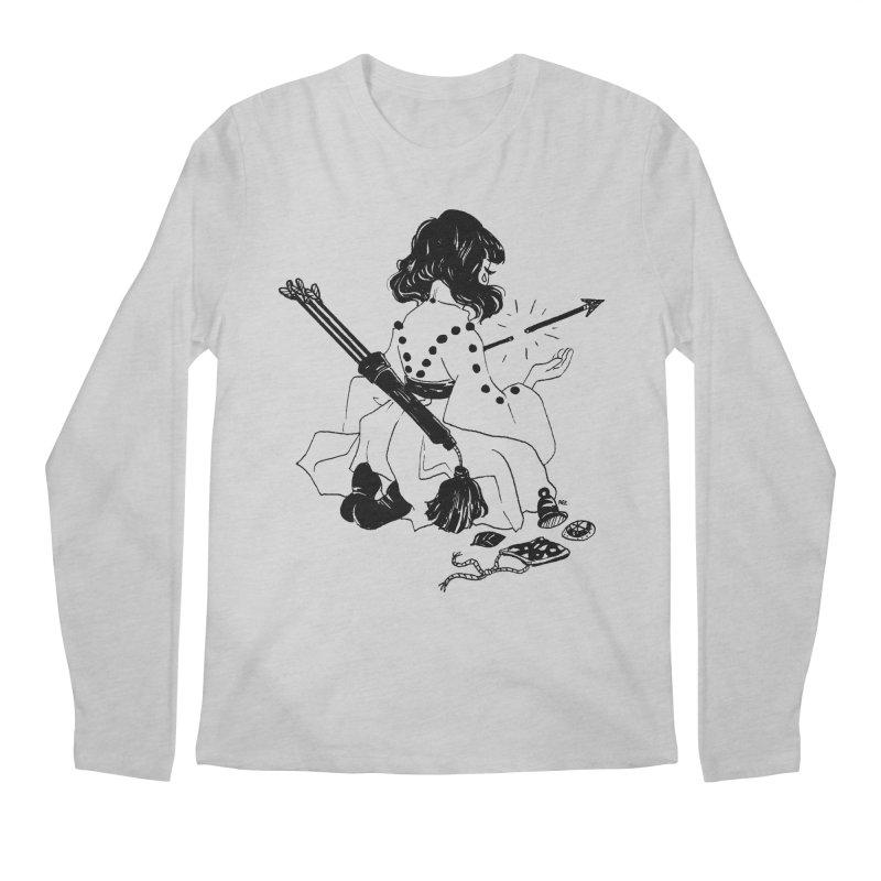 Broken Weaponry Men's Longsleeve T-Shirt by Ree Artwork