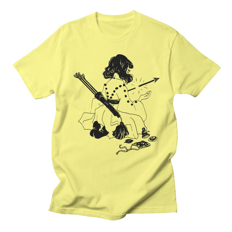 Broken Weaponry Women's Regular Unisex T-Shirt by Ree Artwork