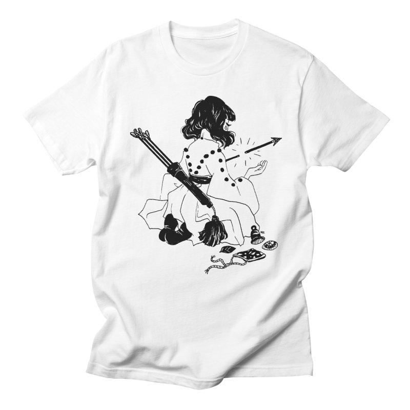 Broken Weaponry Men's Regular T-Shirt by Ree Artwork