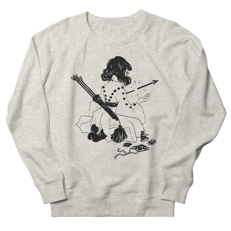 Broken Weaponry Women's Sweatshirt by Ree Artwork