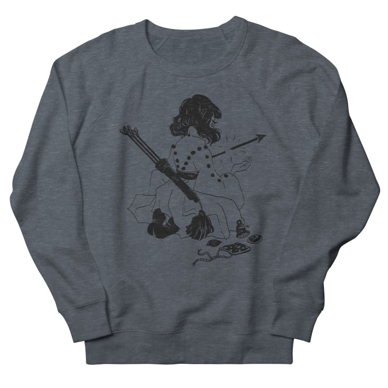 Broken Weaponry Men's Sweatshirt by Ree Artwork