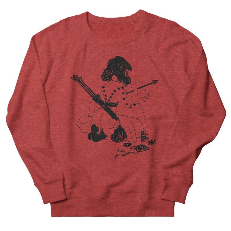 Broken Weaponry Men's Sweatshirt by Ree Artwork