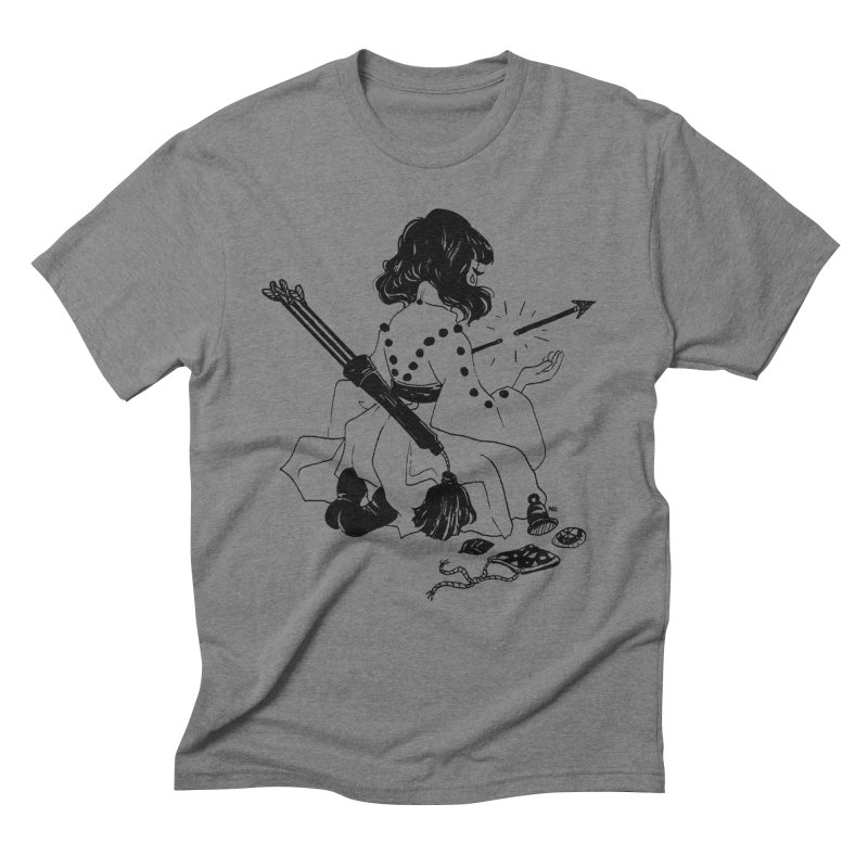 Broken Weaponry Men's T-Shirt by Ree Artwork