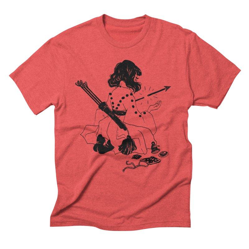 Broken Weaponry Men's T-Shirt by Ree Artwork