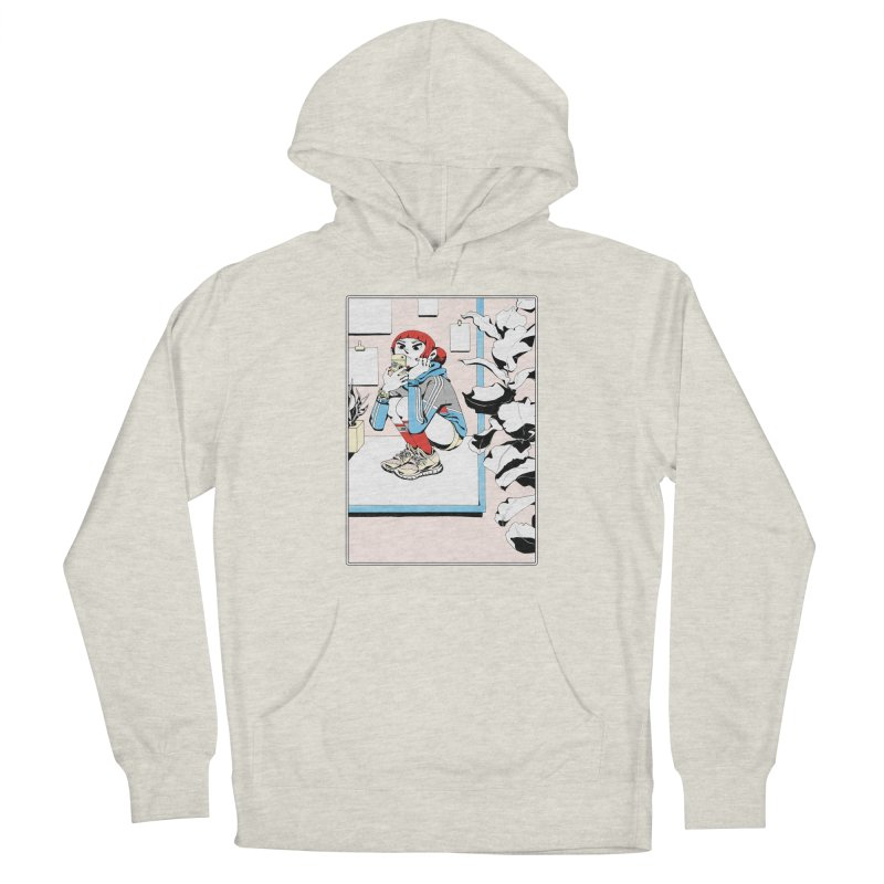 Selfie Women's Pullover Hoody by Ree Artwork