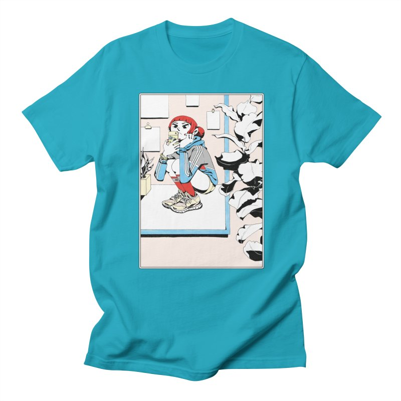 Selfie Women's Regular Unisex T-Shirt by Ree Artwork