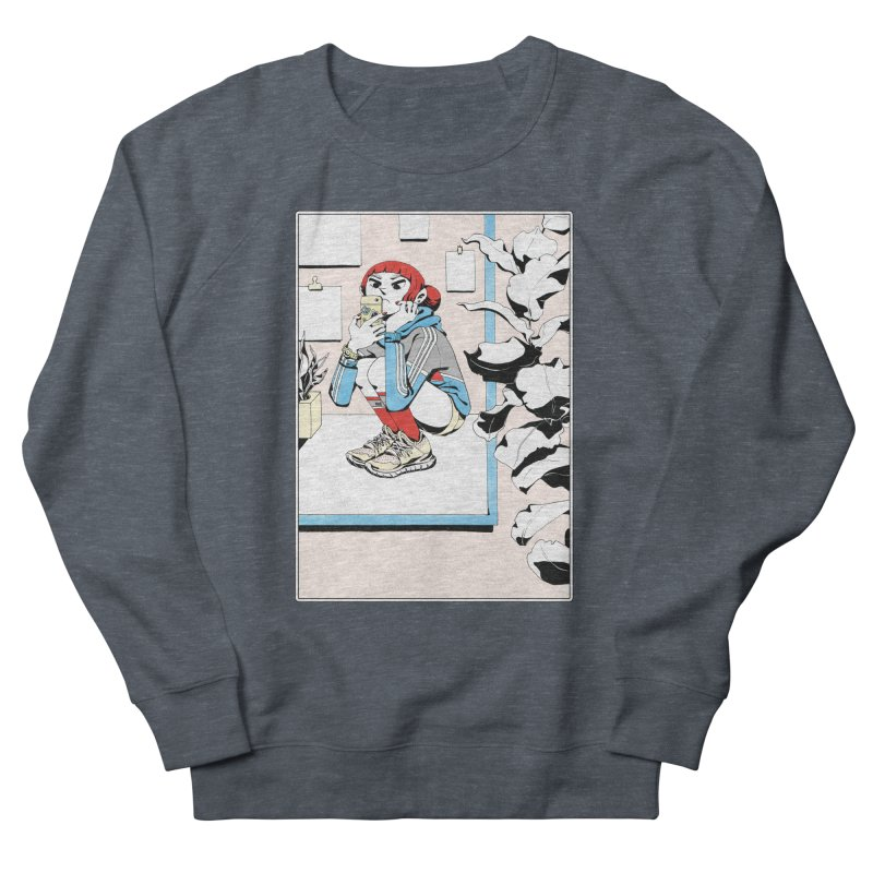 Selfie Women's Sweatshirt by Ree Artwork