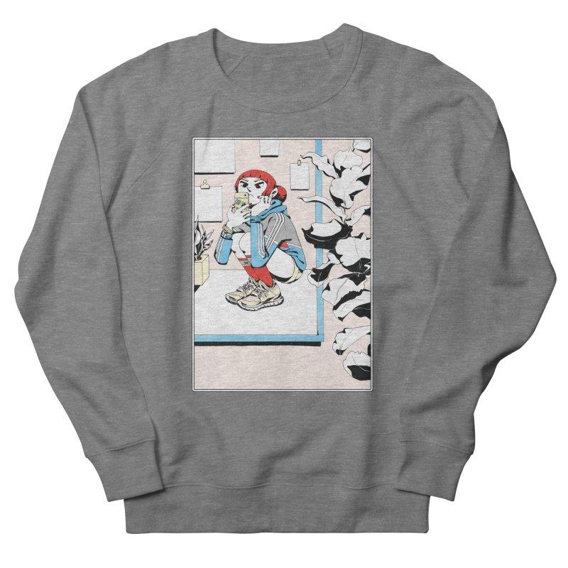 Selfie Men's Sweatshirt by Ree Artwork