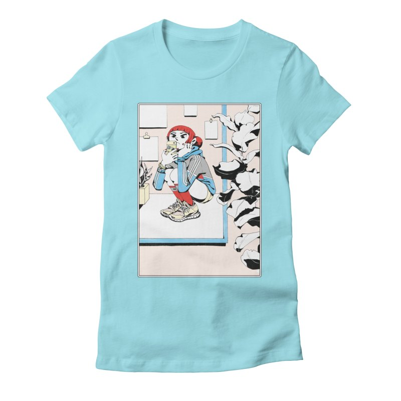 Selfie Women's T-Shirt by Ree Artwork