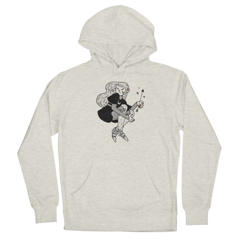 Magic Arrow Men's French Terry Pullover Hoody by Ree Artwork