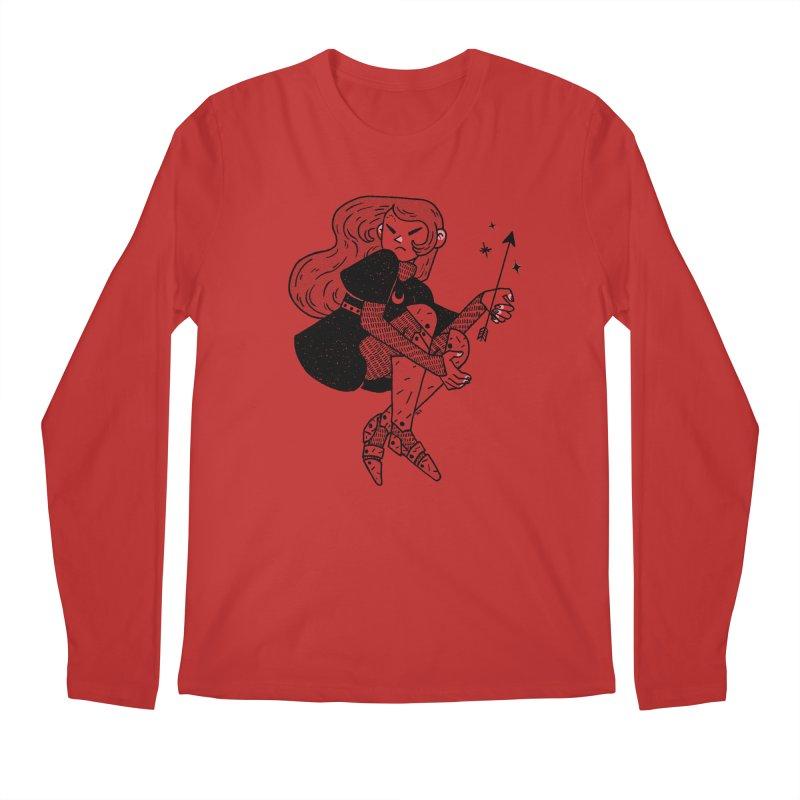 Magic Arrow Men's Longsleeve T-Shirt by Ree Artwork