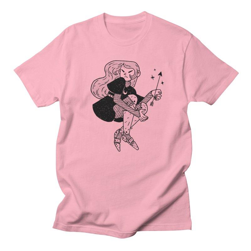 Magic Arrow Men's T-Shirt by Ree Artwork