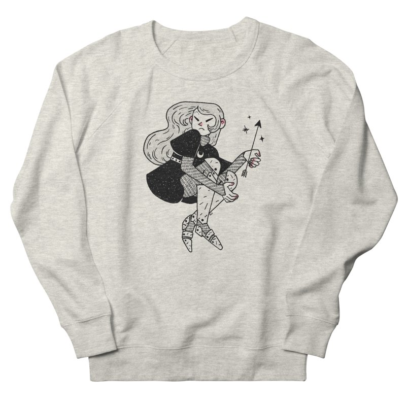 Magic Arrow Men's Sweatshirt by Ree Artwork