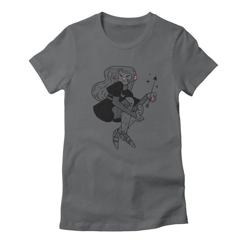 Magic Arrow Women's T-Shirt by Ree Artwork