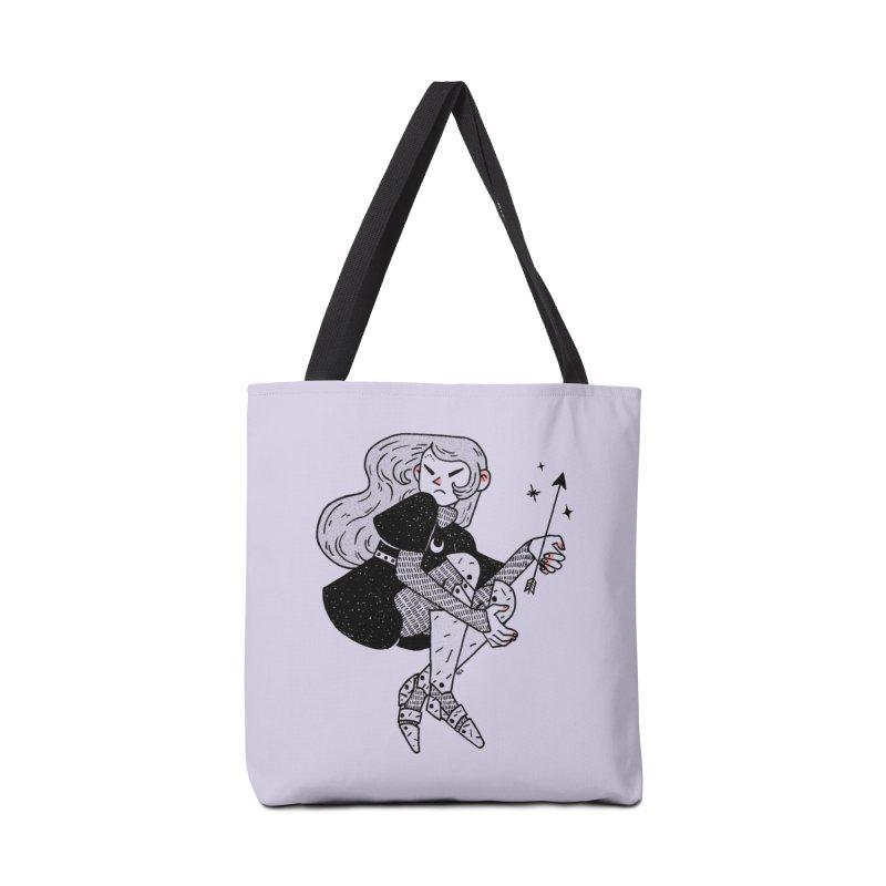 Magic Arrow Accessories Bag by Ree Artwork