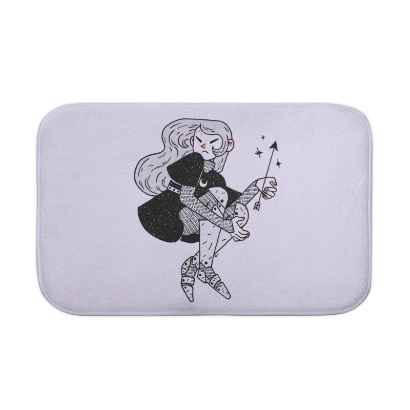 Magic Arrow Home Bath Mat by Ree Artwork