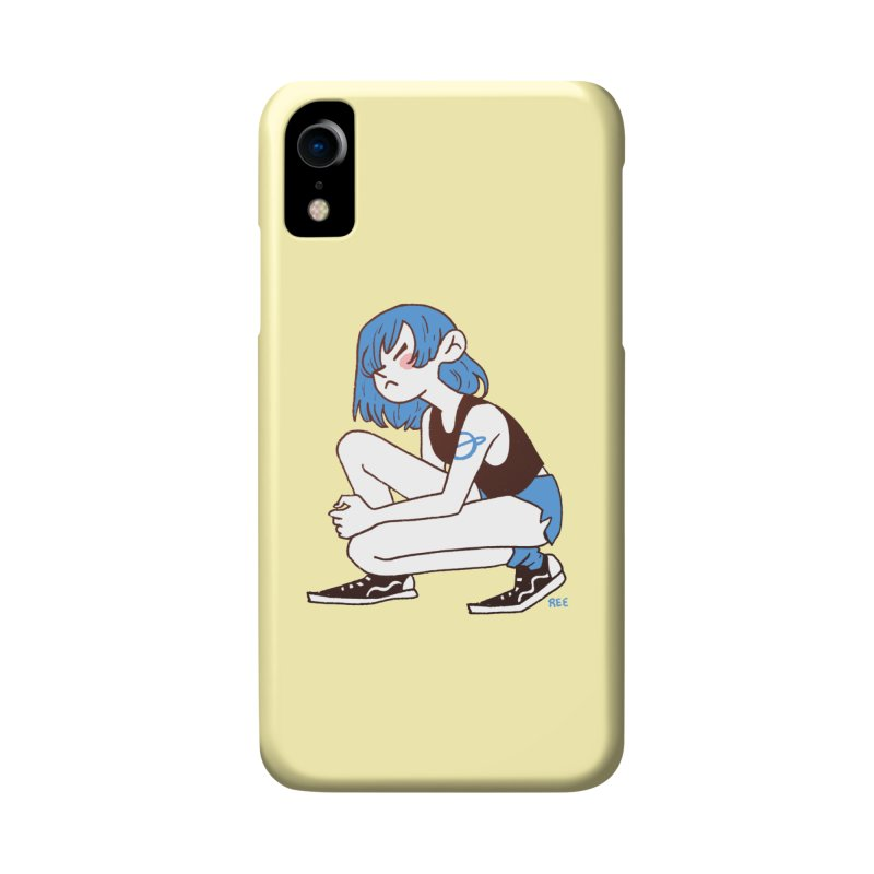 Indigo Accessories Phone Case by Ree Artwork