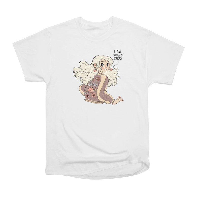 Bitter Saturnian Women's T-Shirt by Ree Artwork
