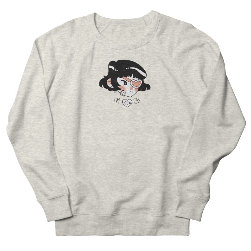 85% OK Men's Sweatshirt by Ree Artwork
