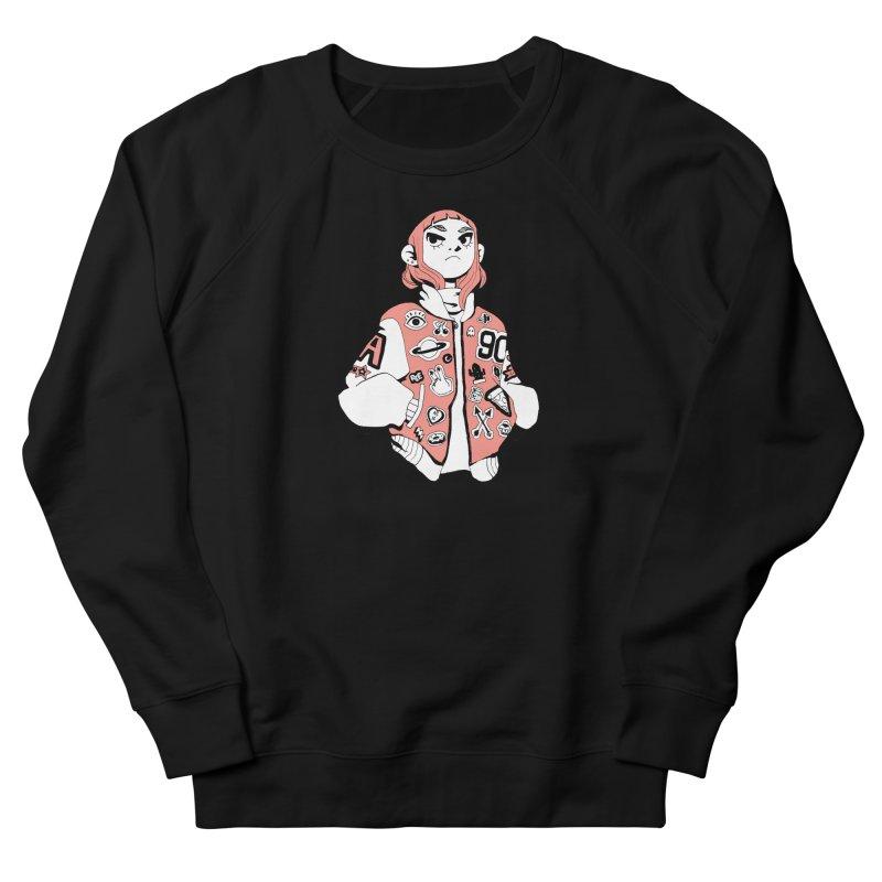 Patch Much Women's Sweatshirt by Ree Artwork
