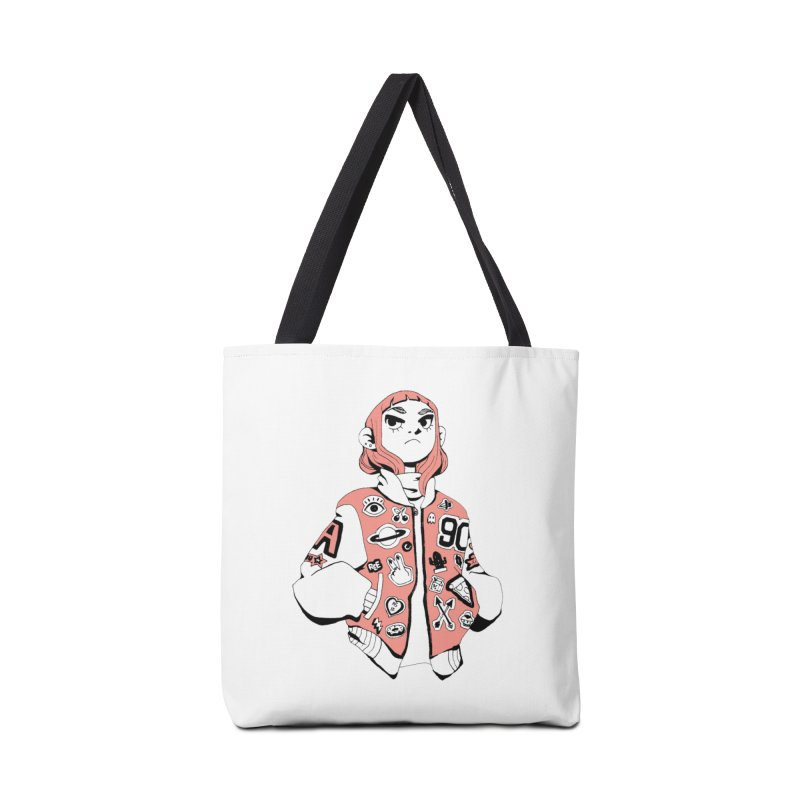 Patch Much Accessories Bag by Ree Artwork