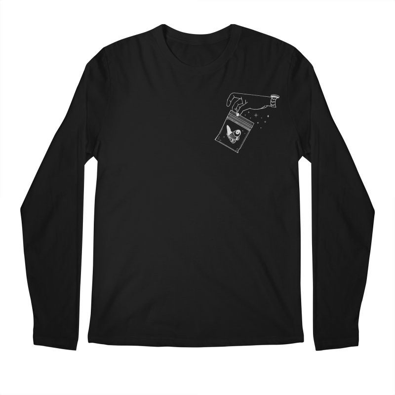 Baggie Men's Regular Longsleeve T-Shirt by Ree Artwork