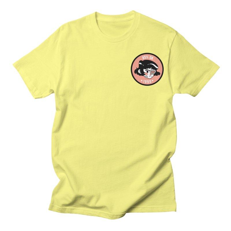 85% OK (Badge) Women's T-Shirt by Ree Artwork
