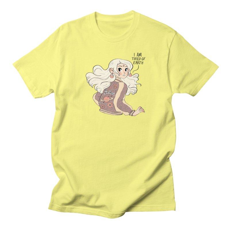 Bitter Saturnian! Women's T-Shirt by Ree Artwork
