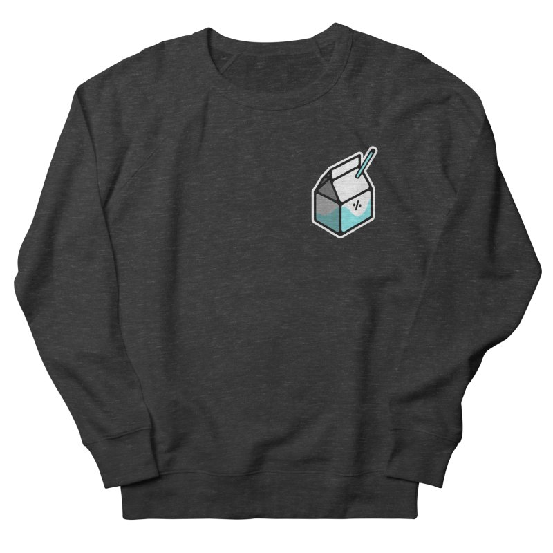Milk Percent Women's Sweatshirt by Ree Artwork