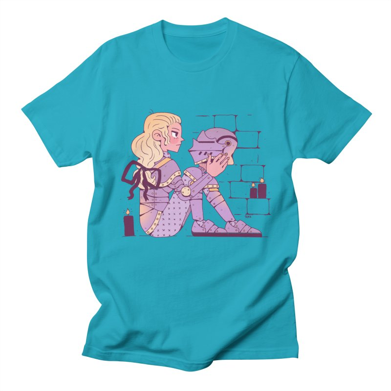 Long Nights Men's T-Shirt by Ree Artwork