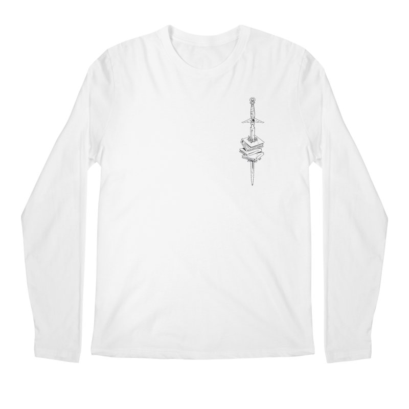 Read On! Men's Longsleeve T-Shirt by Ree Artwork