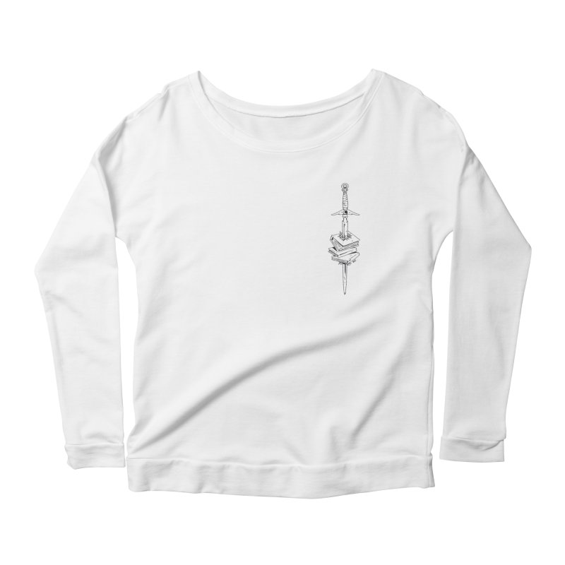 Read On! Women's Longsleeve T-Shirt by Ree Artwork