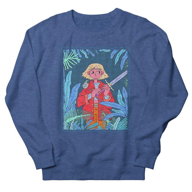 Fearless Women's Sweatshirt by Ree Artwork