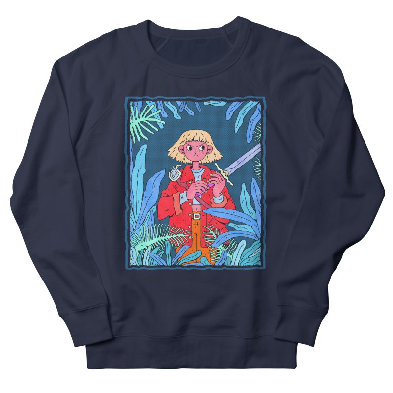 Fearless Men's Sweatshirt by Ree Artwork