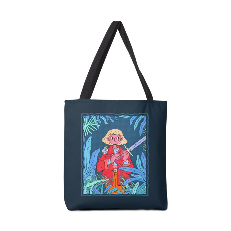 Fearless Accessories Bag by Ree Artwork
