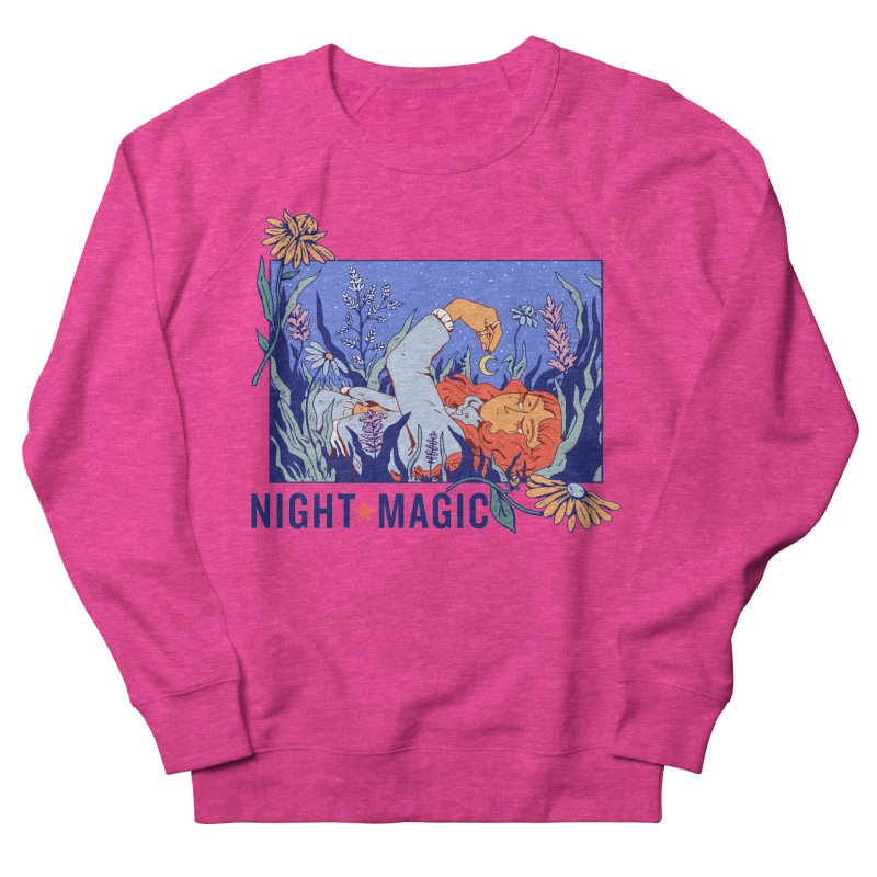 Night Magic Men's Sweatshirt by Ree Artwork
