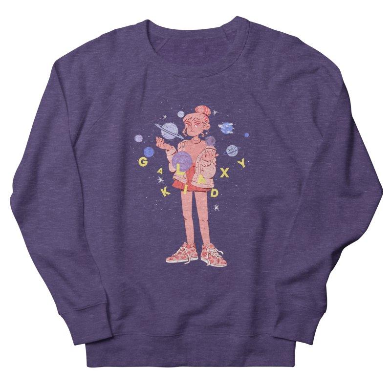 Galaxy Kid Women's Sweatshirt by Ree Artwork