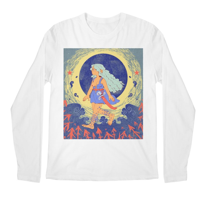 Rusalochka Men's Longsleeve T-Shirt by Ree Artwork