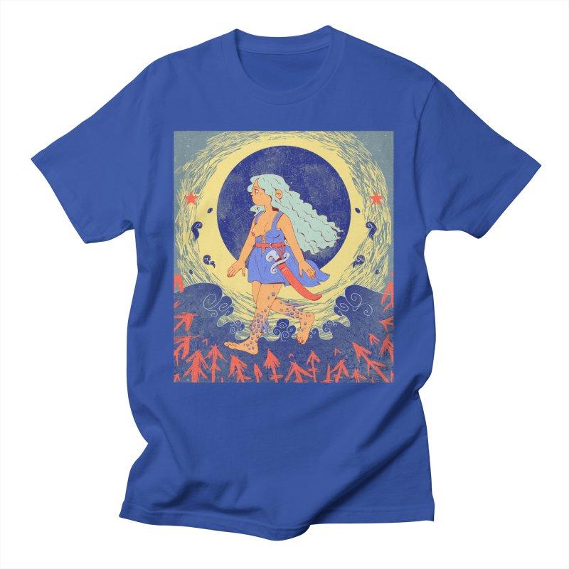 Rusalochka Men's T-Shirt by Ree Artwork