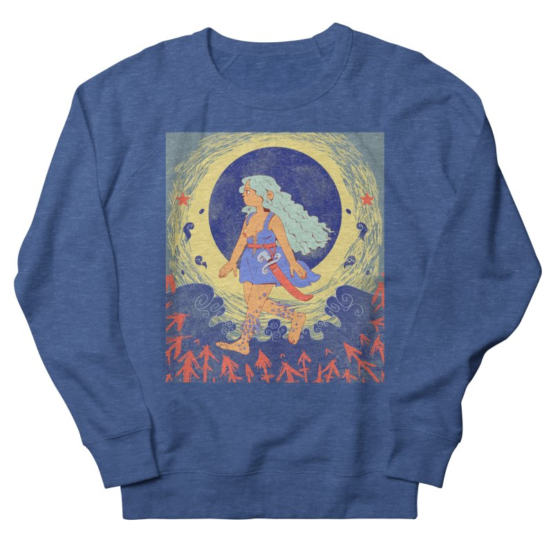 Rusalochka Women's Sweatshirt by Ree Artwork