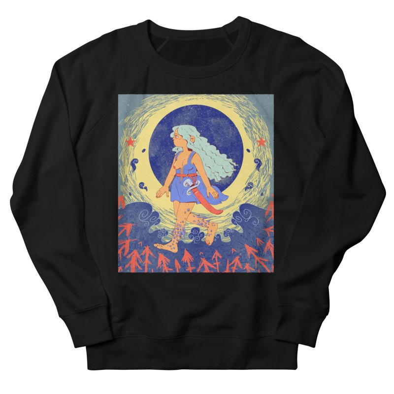 Rusalochka Men's Sweatshirt by Ree Artwork