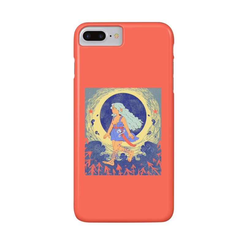 Rusalochka Accessories Phone Case by Ree Artwork