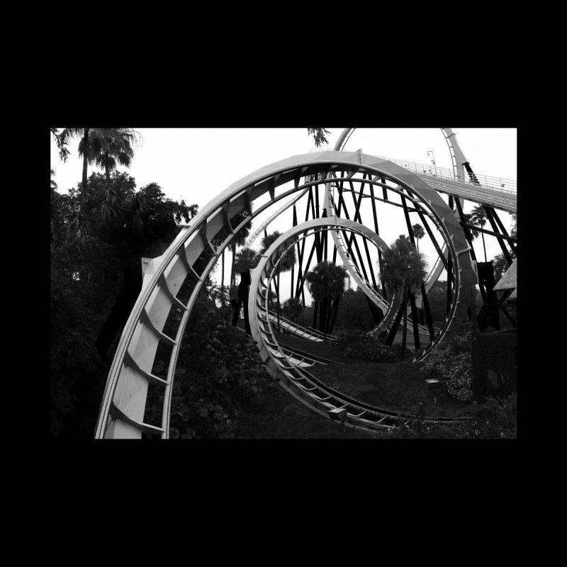 Roller Coaster by ReiLuzardo's Artist Shop