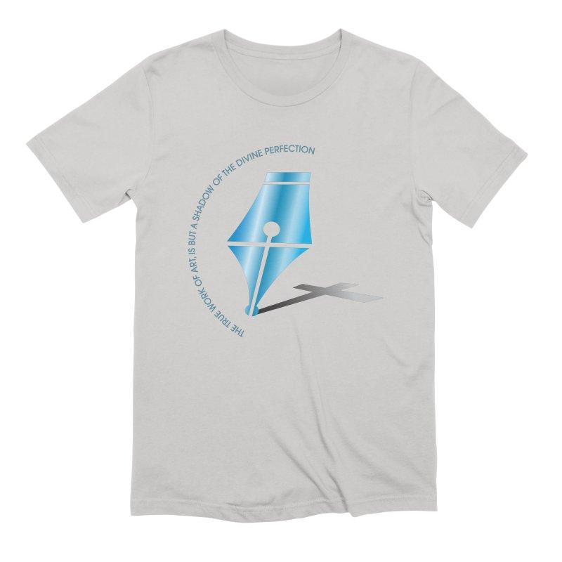 But a shadow Men's Extra Soft T-Shirt by ReiLuzardo's Artist Shop