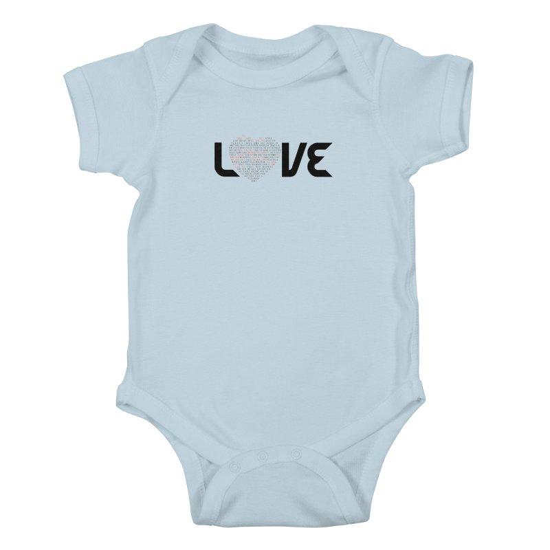 10 Commandments Kids Baby Bodysuit by ReiLuzardo's Artist Shop