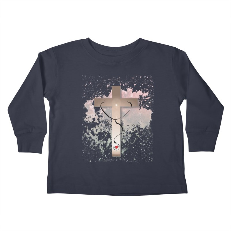Those who are well do not need a doctor Kids Toddler Longsleeve T-Shirt by ReiLuzardo's Artist Shop