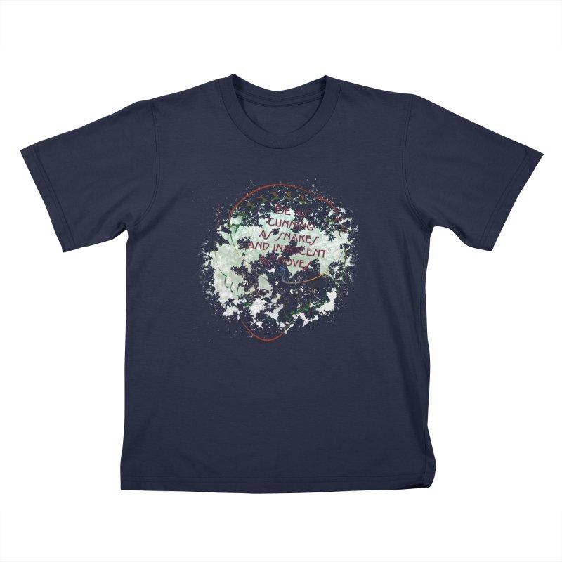 Clever Kids T-Shirt by ReiLuzardo's Artist Shop