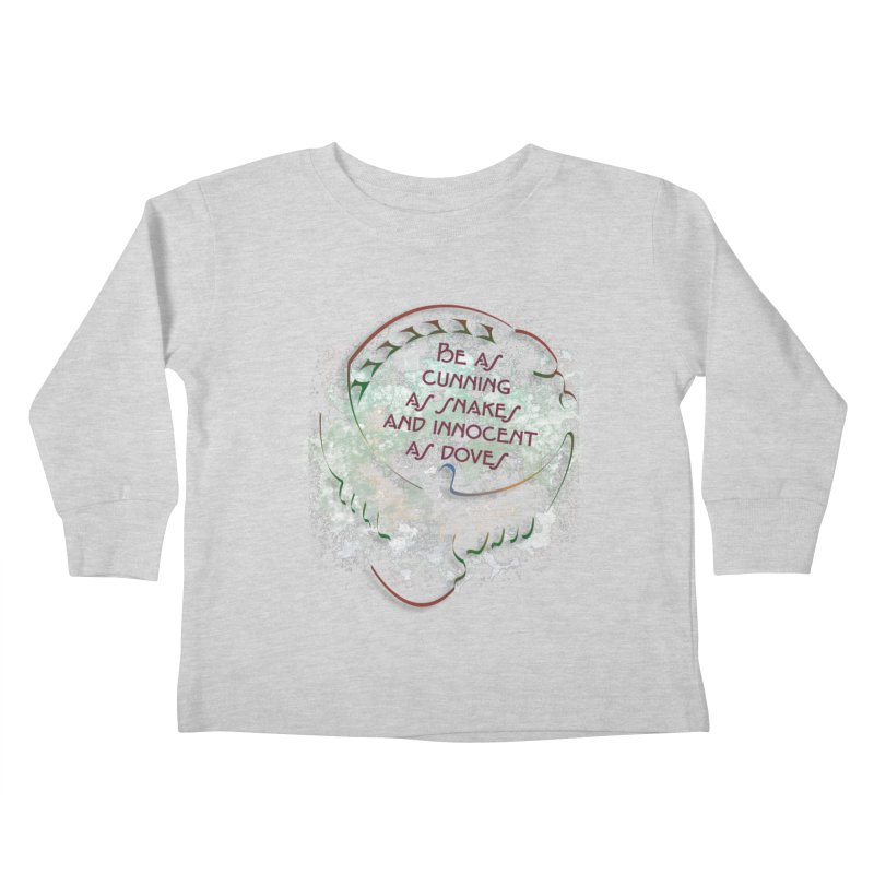 Clever Kids Toddler Longsleeve T-Shirt by ReiLuzardo's Artist Shop