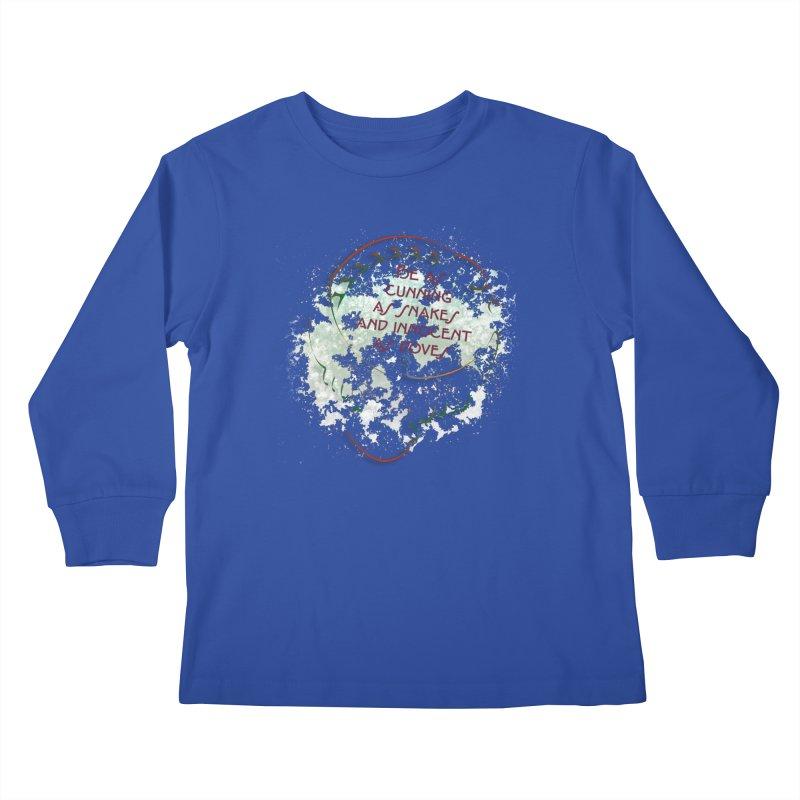 Clever Kids Longsleeve T-Shirt by ReiLuzardo's Artist Shop