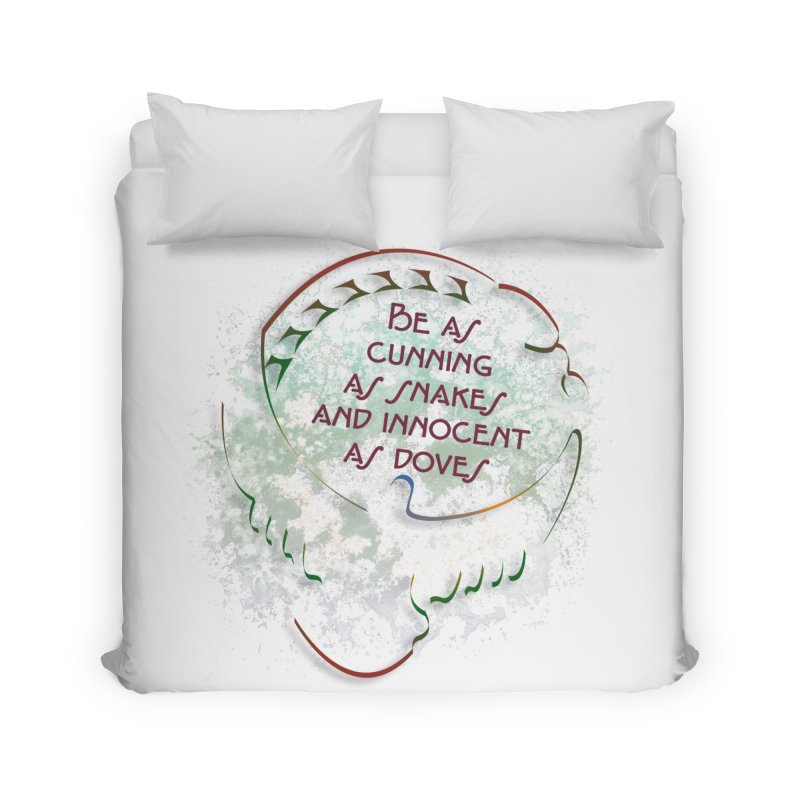 Clever Home Duvet by ReiLuzardo's Artist Shop